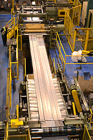 About Steel processing